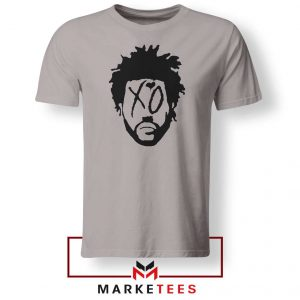 XO Record Label Sport Grey Tshirt