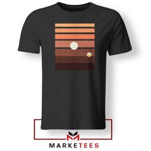 Binary Sunset Star Wars Best Black Tshirt