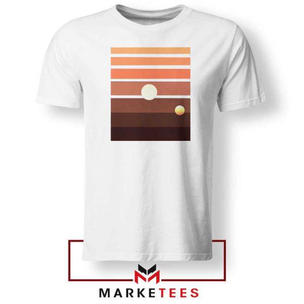 Binary Sunset Star Wars Best Tshirt