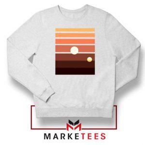 Binary Sunset Star Wars Sweatshirt