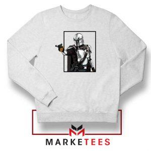 Boba Fett Design Star Wars Sweatshirt