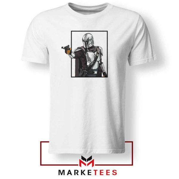 Boba Fett Design Star Wars Tshirt