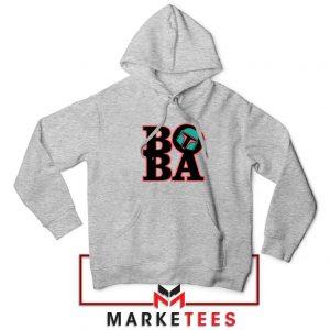 Boba Fett TV Series Best Sport Grey Hoodie