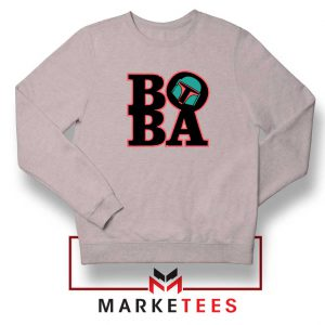 Boba Fett TV Series Best Sport Grey Sweatshirt