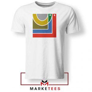 Bon Iver Band New Album Logo White Tshirt