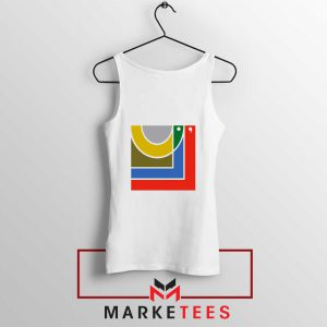 Bon Iver New Music Album Logo Tank Top