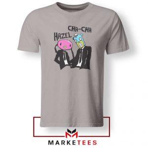 Hazel Cha Cha Academy Sport Grey Tshirt