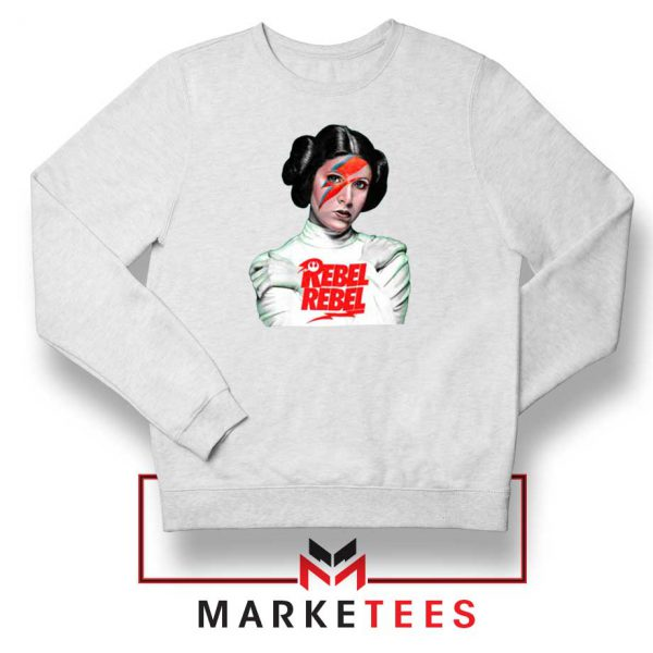 Princess Leia Rebel Rebel Sweatshirt