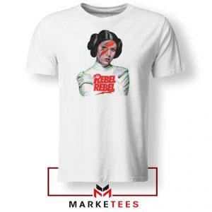 Rebel Princess Leia Star Wars Tshirt
