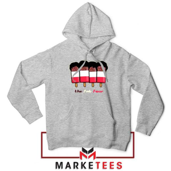 The Fab Four Tribute Band Hoodie