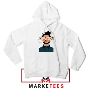 The Weeknd Xo Ovo Tour 2015 Hoodie