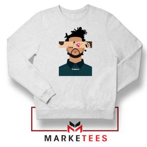 The Weeknd Xo Ovo Tour 2015 Sweatshirt