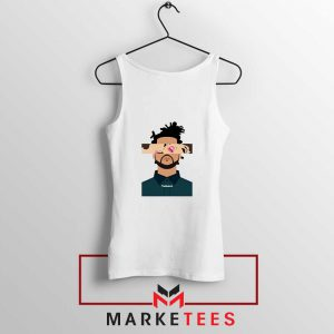 The Weeknd Xo Ovo Tour 2015 Tank Tops