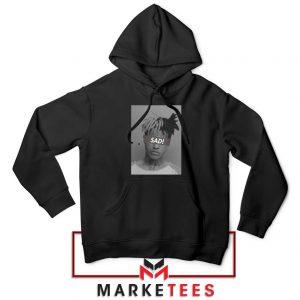 XXXTentacion Sad Rapper Black Hoodie