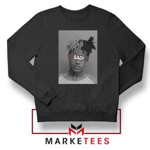 XXXTentacion Sad Rapper Black Sweatshirt
