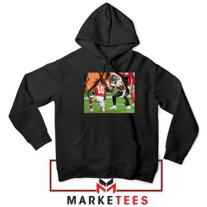 Antoine Winfield Jr Football Black Hoodie