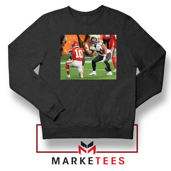Antoine Winfield Jr Football Black Sweatshirt
