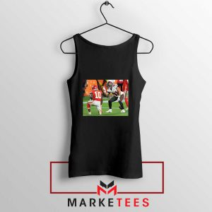 Antoine Winfield Jr Football Black Tank Top