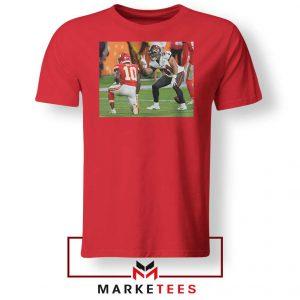 Antoine Winfield Jr Football Red Tshirt