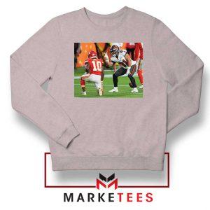 Antoine Winfield Jr Football Sport Grey Sweatshirt