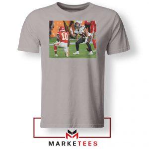 Antoine Winfield Jr Football Sport Grey Tshirt