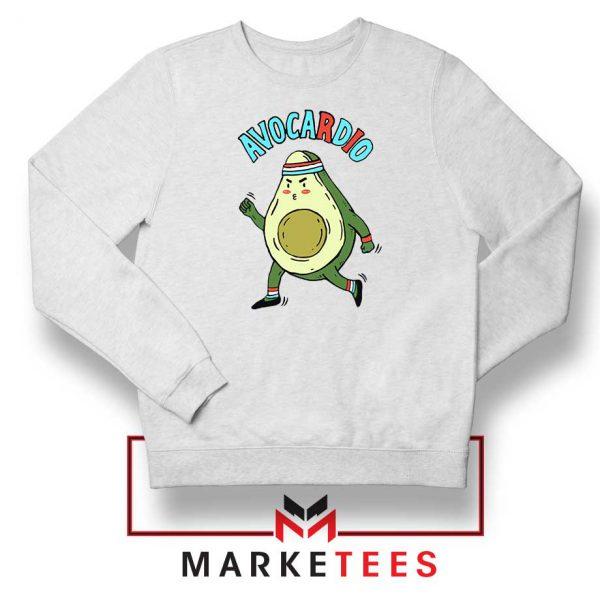 Avocardio Vegan 2021 New Sweatshirt