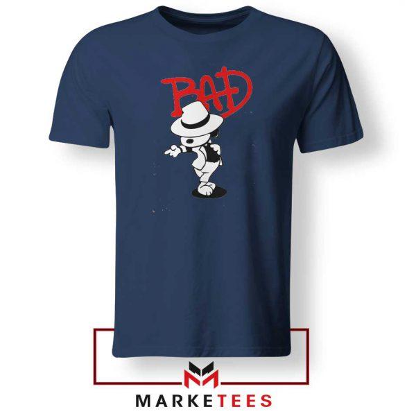 Bad Dog Jackson Style 2021 Navy Blue Tshirt