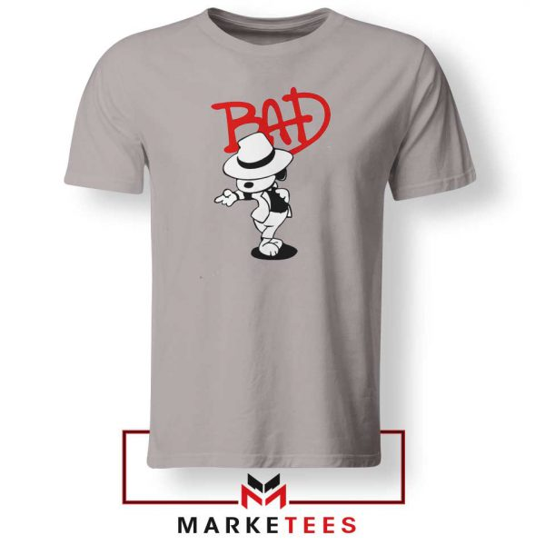 Bad Dog Jackson Style 2021 Sport Grey Tshirt