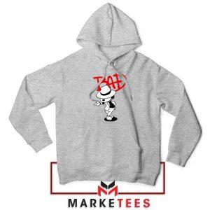 Bad Dog Jackson Style Best Sport Grey Hoodie