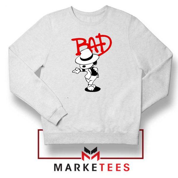 Bad Dog Jackson Style Best Sweatshirt