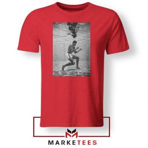Cassius Clay Best Vintage Red Tshirt