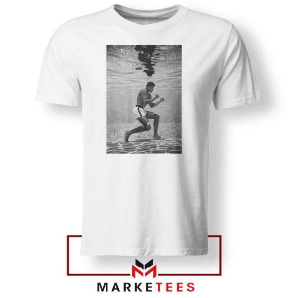 Cassius Clay Best Vintage White Tshirt
