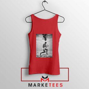 Cassius Clay Vintage 2021 Red Tank Top