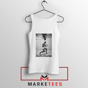 Cassius Clay Vintage 2021 White Tank Top