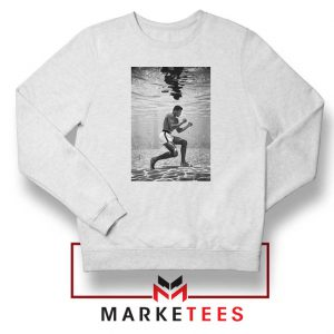 Cassius Clay Vintage Best White Sweatshirt