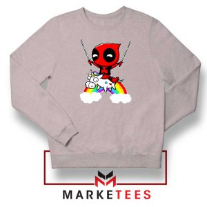 Deadpool Marvel Unicorn Sweatshirt