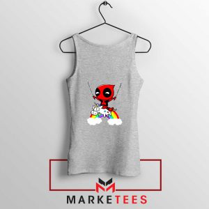 Deadpool X Men Unicorn Tank Top