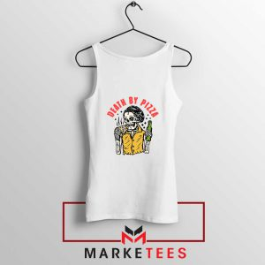 Death By Pizza Italian Best Tank Top