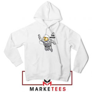 Dogecoin To The Moon Best Hoodie