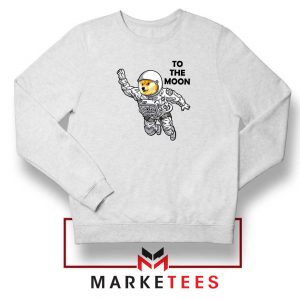 Dogecoin To The Moon Sweatshirt