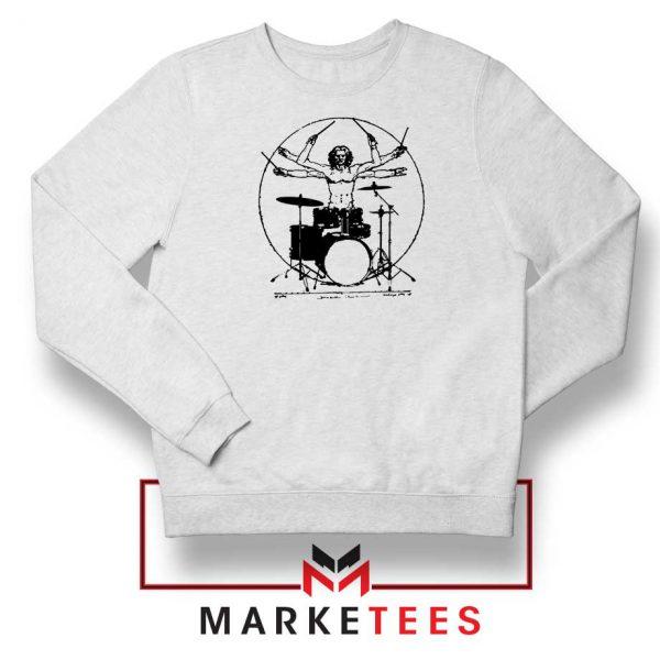 Drummer Band Best Music Sweatshirt