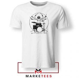Drummer Band Vintage Music Tshirt