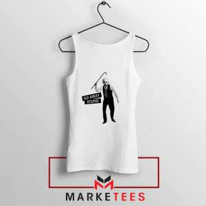 Einstein Stupid Slogan Tank Top
