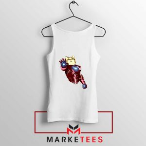Iron Cat Marvel Comics 2021 Tank Top
