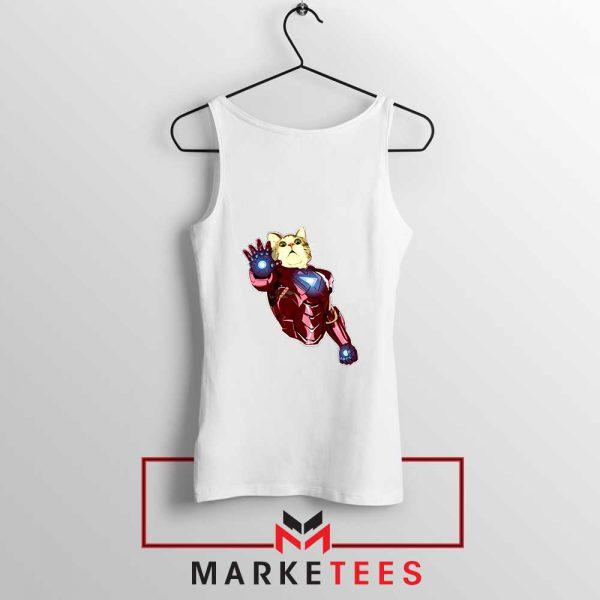 Iron Cat Marvel Comics 2021 Tank Top