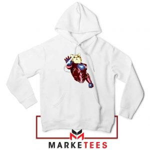 Iron Cat Marvel Comics Hoodie
