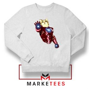 Iron Cat Marvel Comics Sweatshirt