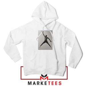 Jordan Fly NBA 2021 Best White Hoodie