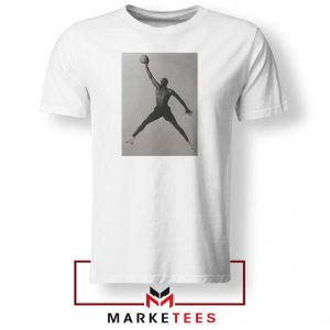 Jordan Fly NBA 2021 Best White Tshirt