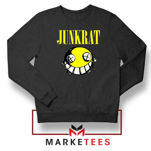 Junkrat Smells Gaming Sweatshirt